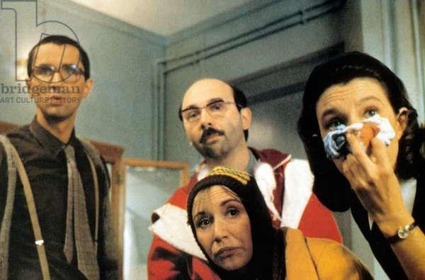 Le Père Noël est une ordure directed by Jean Marie Poire 1982