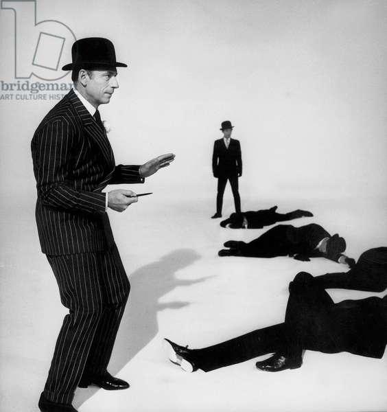 Programme TV Hapy News Yves de JeanChristopheaverty mettant en vedette Yves Montand 1 janvier 1965