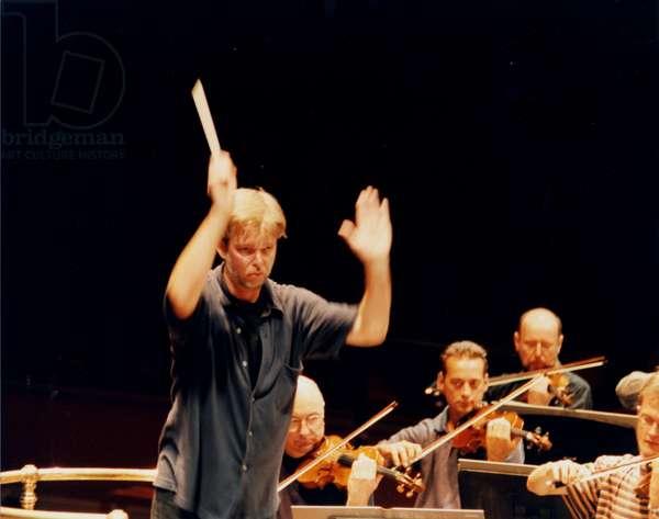 Jukka-Pekka Sarasteconducting BBC Symphony