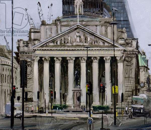 The Royal Exchange, May
