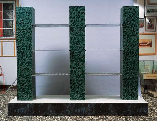 Coll Bauhaus Studio Alchimia bookcase,