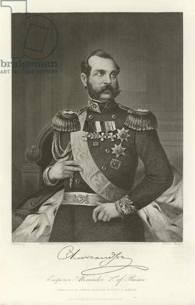 Emperor Alexander (engraving)