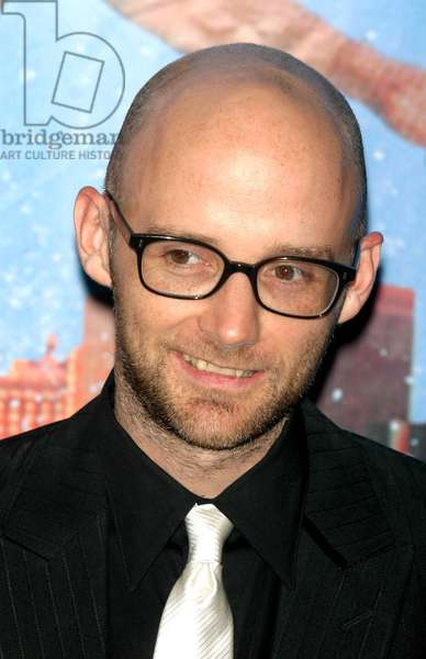 Moby, 2003 (photo)