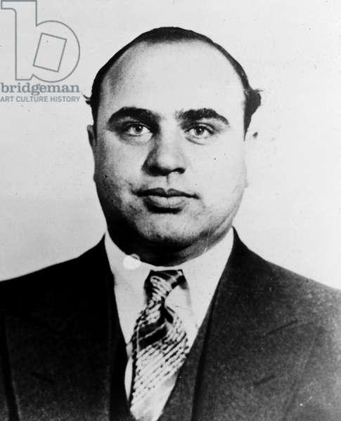 Mugshot of Al Capone, 1933