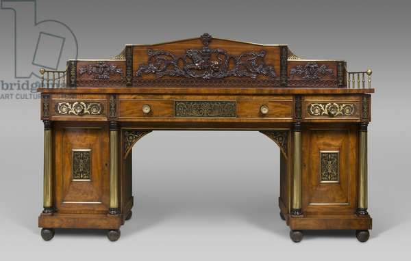 Sideboard, 1825-30 (wood)