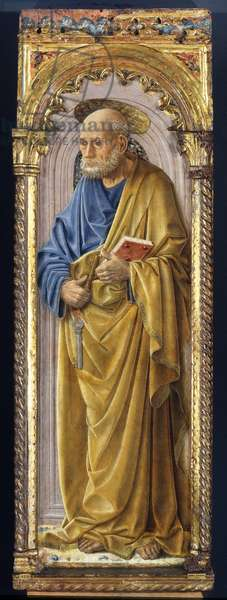 St Peter, c.1455 (oil and tempera on wood)