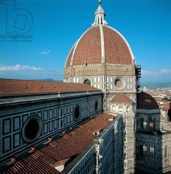 Dome of the Cathedral of Santa Maria Del Fiore, 1420 - 1436