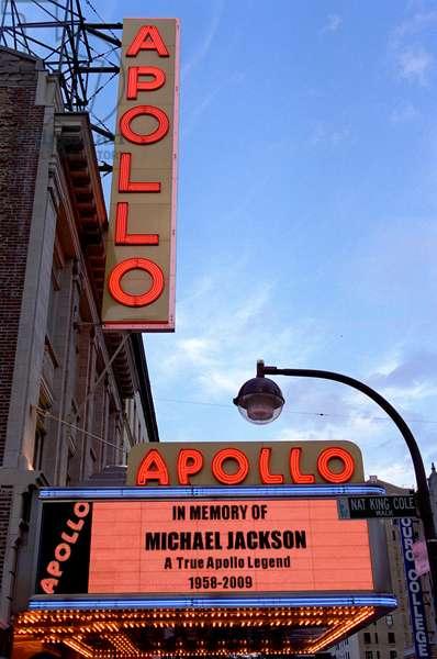 Michael Jackson public memorial