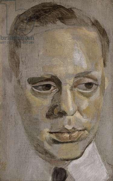 Portrait of Alexis de Rede, c.1953 (oil on panel)