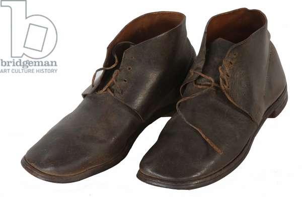 American Civil War, Union Army Shoes