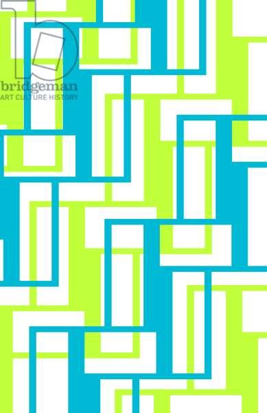Rectangle boxes, 2015, Digital Media