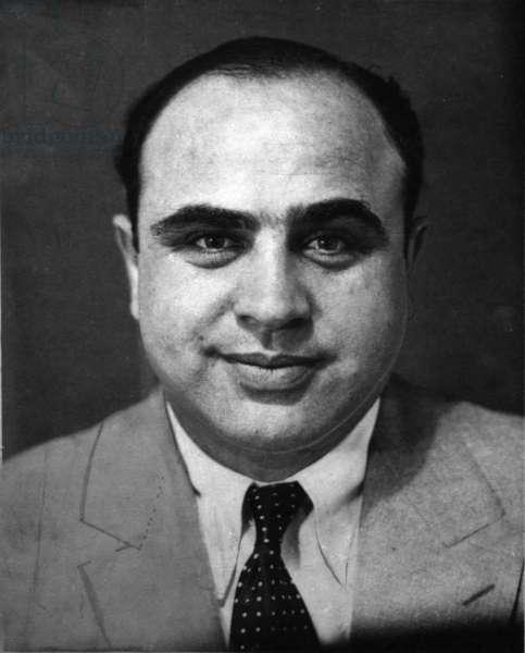 Al Capone, c.1930 (b/w photo)