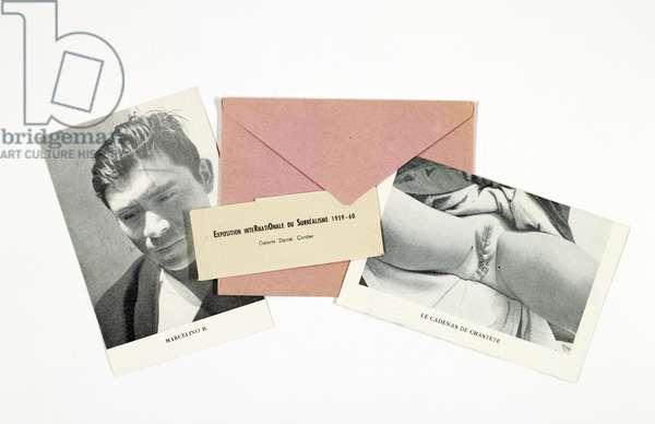 Boîte alerte (Emergency Box), 1959 (mixed media) (see also 451045, 451046, 451047, 451049, 451050, 451051 & 451052)