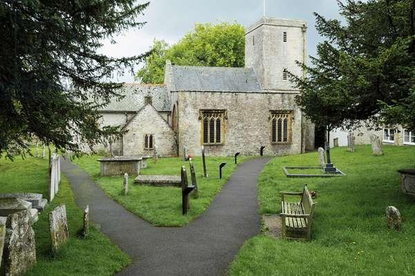 Thomas Hardy church