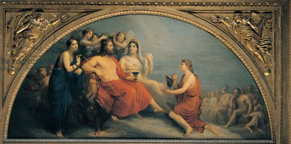 The Olympus, 1806 (oil on canvas)