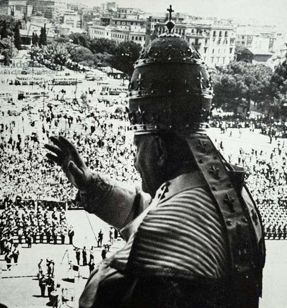 Pope John XXIII, 1950