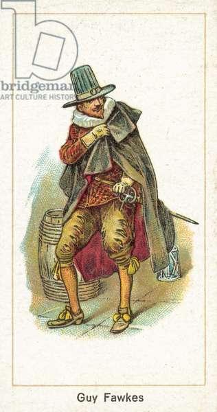 Guy Fawkes (chromolitho)