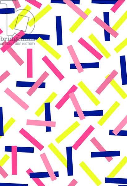 Confetti, 2012 (Digital Media)
