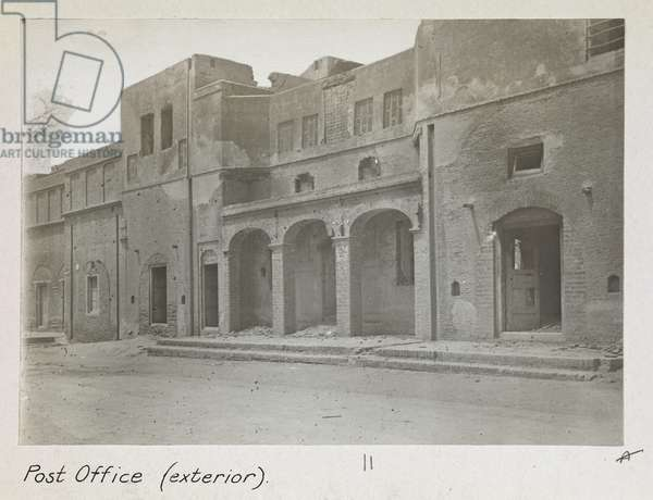 Post Office (exterior), Kasur. 