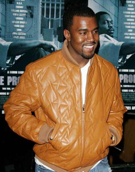 Kanye West, 2005 (photo)