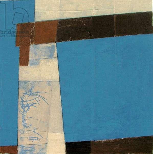 Pillar 4, 2006 (acrylic on plywood)
