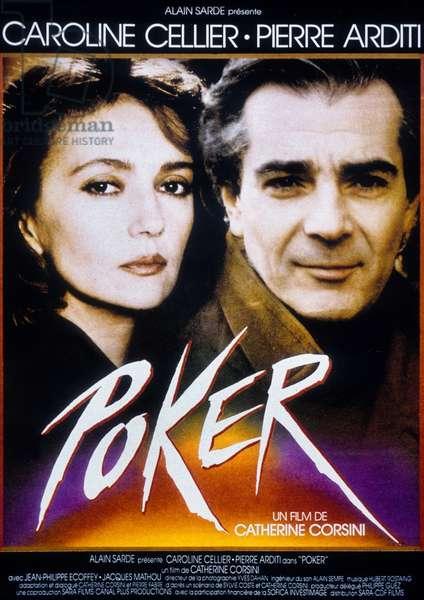 Poker de CatherineCorsini avec Caroline Cellier et Pierre Arditi 1988