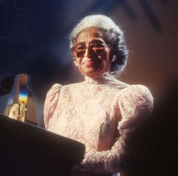 Rosa Parks, 1993 (photo)