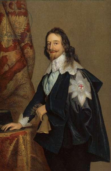 King Charles I (chromolitho)