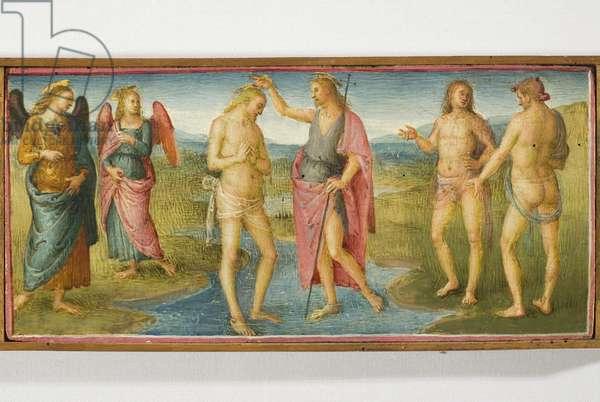 Battesimo di Cristo (detail of 5614976)