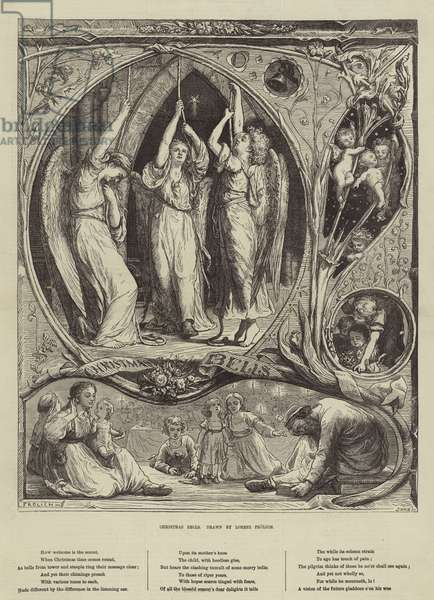 Christmas Bells (engraving)