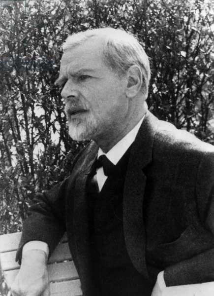 La Case De L Oncle Tom De Gezavonradvanyi Avec O.W. Fischer 1965 (b/w photo)