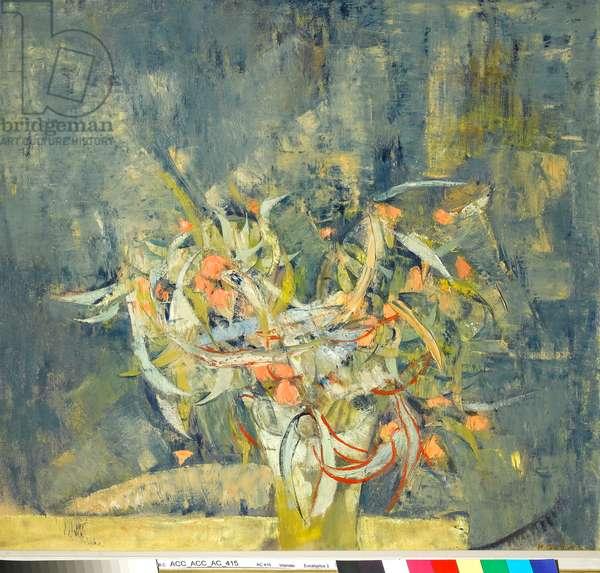 Eucalyptus 3, 1956 (oil on canvas)