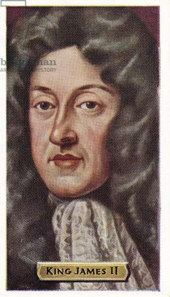 King James II -