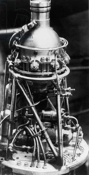 The Rd-1 Liquid Propellant Rocket Engine.