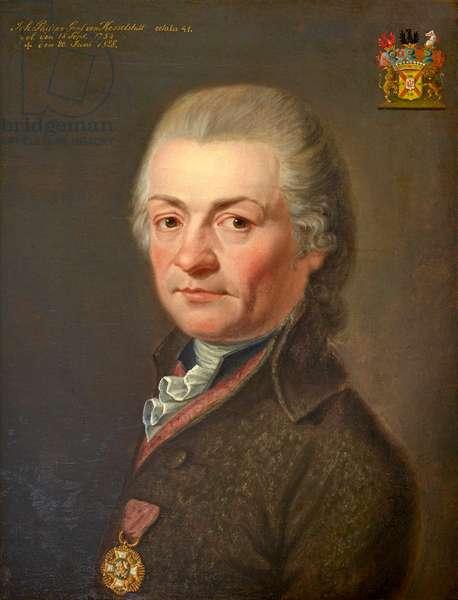 Johann Philipp von Kesselstatt, 1796 (oil on canvas)