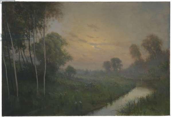 Landscape, 1914 (oil on canvas)