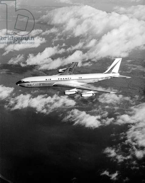 Boeing 707, Air France
