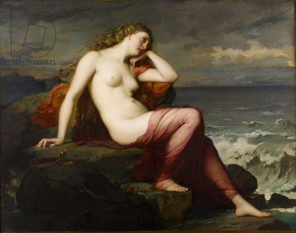 Calypso, 1869 (oil on canvas)