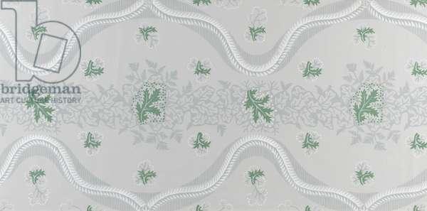 Royal Oak (Grey, Green, White) (colour litho)