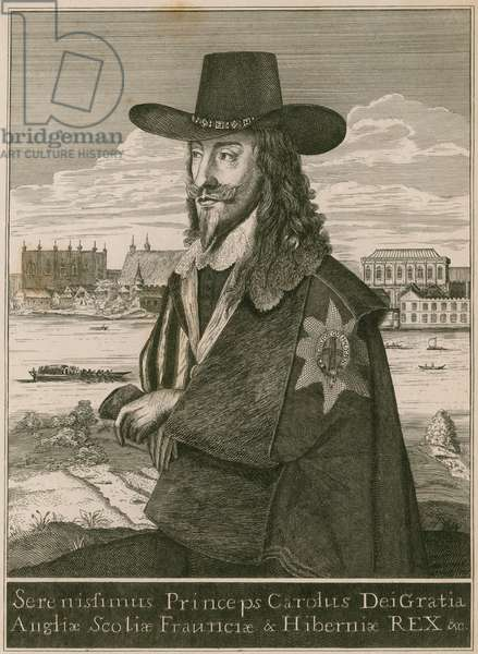 King Charles I (engraving)