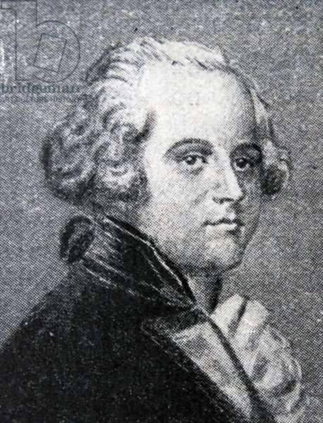 Vice Admiral, William Bligh,(1754 – 1817); officer of the British Royal Navy and a colonial administrator.