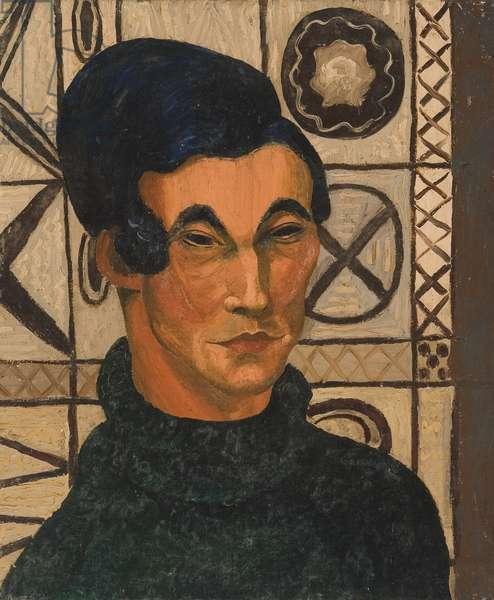 Paul Odo Cross, 1925 (oil on canvas)