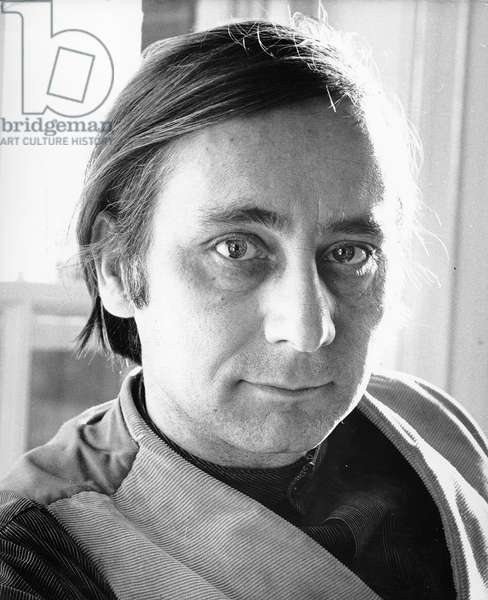 Alan Sillitoe, 1969 (photo)