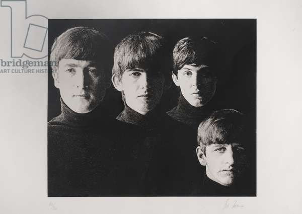 The Beatles, 1963 (litho)