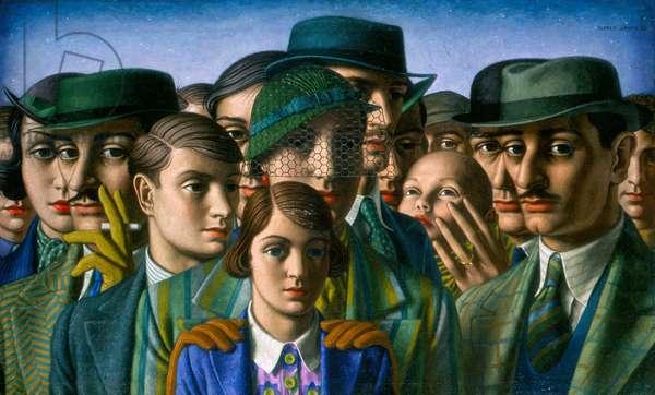 The Queue, 1939