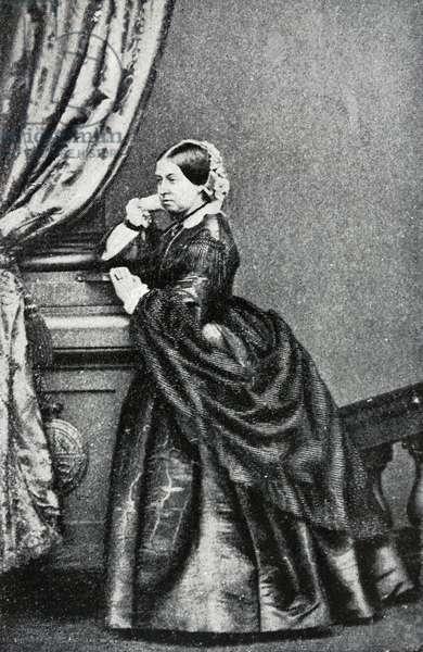 Queen Victoria of Great Britain, 1863