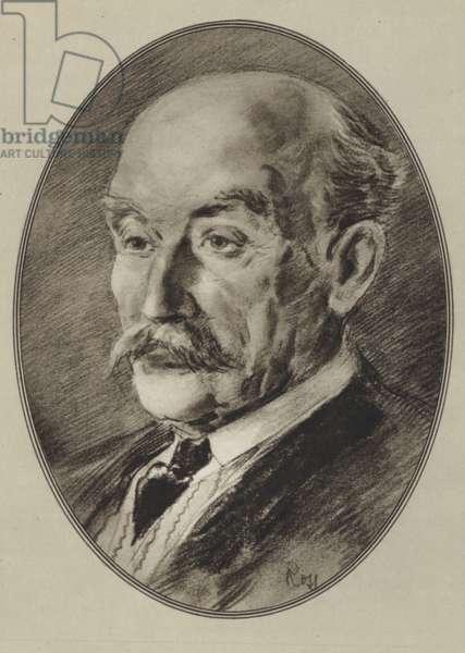 Thomas Hardy (litho)