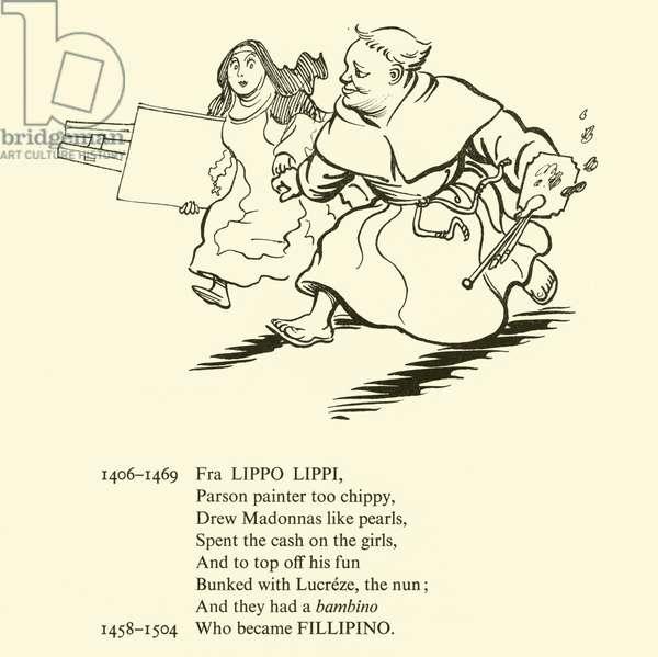 Lippo Lippi (litho)