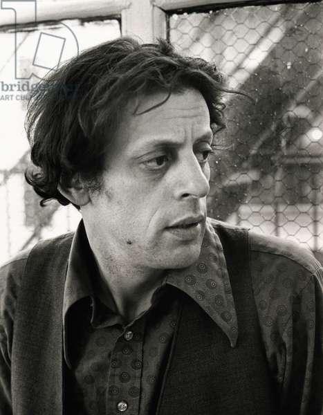 Philip Glass - portrait