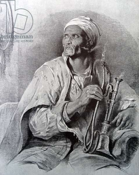 Drawing by Sir David Wilkie